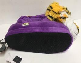 LSU Louisiana State University Women'a Slippers Many Sizes Purple Tigers image 8