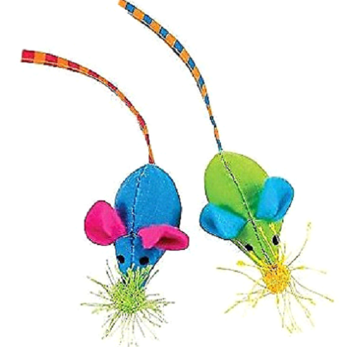 "Petstages ""Twice Mice"" Cat Toy"