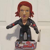 "Black Widow 10"" Plush Figure Marvel Avengers Figure Bleacher Creatures N... - $9.90"
