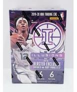 2019-20 Panini Illusions Basketball NBA Blaster Box  - $65.45