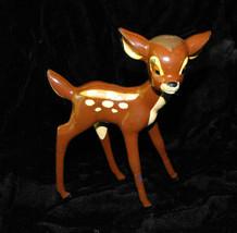 Disney Bambi Soft Plastic Figure Vintage - $18.99