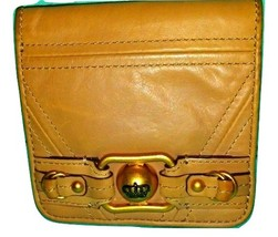 Brown Leather Wallet Juicy Couture - $18.99