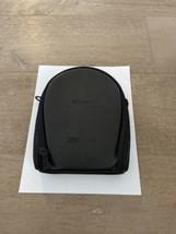 Sony Noise Cancelling Headphones Black  Leather Case  - $12.00