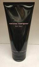 Narciso Rodriquez For Her Perfumed Body Cream 6.7 oz Brand New - $39.99