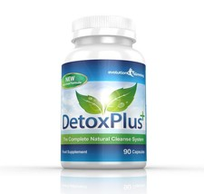 Detox Plus Complete Cleansing System 1 Month Supply - $25.99
