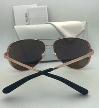Polarized MICHAEL KORS Sunglasses CHELSEA MK 5004 1014T5 Gold Brown w/ B... - $139.95