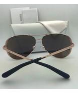Polarized MICHAEL KORS Sunglasses CHELSEA MK 5004 1014T5 Gold Brown w/ B... - $139.95