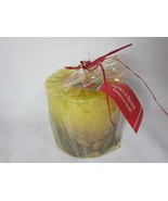 """Bath and Body Works Spiced Berry Botanical Candle 4"""" x 4"""" RARE  - $24.74"""
