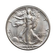 1940 S Walking Liberty Half Dollar - Gem BU / MS / UNC - $75.00