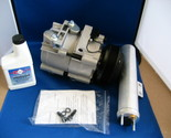 02 05 kia sedona 3.5 a c compressor and drier kit   5  thumb155 crop