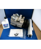 Auto AC Air Conditioning Compressor Repair Part Kit For The 02-05 Kia Se... - $243.37