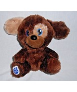 Build a Bear Buddies Spots Dog Brown Puppy Plush Stuffed Animal Small Bl... - $16.79