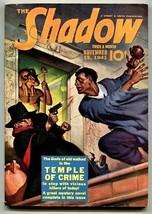 Shadow 1941 Nov 15-high grade- Street And SMITH-RARE Pulp Vf - $357.69