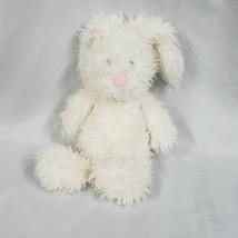 JellyCat London Roberta Rabbit Bunny Shaggy Fluffy Cream Bunny Stuffed Animal - $59.39
