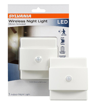 Sylvania Wireless Motion Activated LED Night Light - $14.79