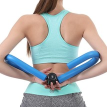 Suzanne Somers Thigh Master Butt Leg, Arm Toner Trimmer leg Exerciser Eq... - $14.97