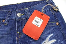 True Religion Women's Premium Denim Jeans Joey Super T 7D-Valley WB82075E4 image 5