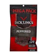 Jack Link's Mega Pack Peppered Beef Jerky - $22.72