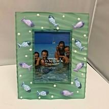 "Blue Deep Ocean Sea Beach Fishes Summer Swimming Picture Photo Frame 3.5 x 5"" - $39.99"