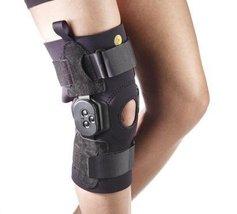 "Corflex Contender Knee Brace 13"" R.O.M. Hinge 3X-LARGE - $129.99"