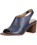 Franco Sarto Women's Hollow 100% Leather Pump - Choose SZ/Color - $50.62+