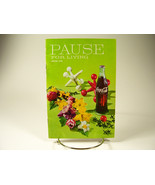 VINTAGE 1968 COCA COLA BOOKLET MAY DAY PAUSE FOR LIVING SPRING - $2.00