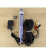 """Leadsinger Karaoke Microphone LS-2100 w/ Power Plug & Musikartridge """"PAR... - $49.49"""
