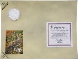 Collectible Coin Ptarmigan      H1594S - $5.99