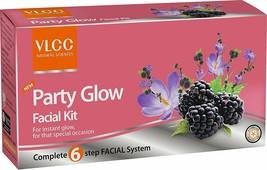 VLCC Party Glow Facial Kit, 60 gm ORIGINAL PRODUCT FREE SHIP - $8.42