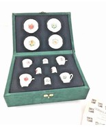 Chilton Club Inc. Holiday Barbie China Set Collectible Edition New In Box - $50.00