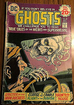 DC COMICS GHOST TRUE TALES OF THE WEIRD AND SUPERNATURAL - #28 - $9.67