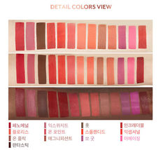 PONY EFFECT Stayfit Matte Lip Color 3 Colors NEW Launching image 6