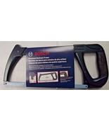 "Bosch BHF1202 12"" High Tension Hacksaw Frame Brazil - $11.88"