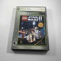 LEGO Star Wars II 2: The Original Trilogy (Microsoft Xbox) Tested No manual - $6.99