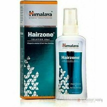 Himalaya Hairzone Solution 60ML Free Ship - $11.05