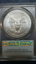 2020 (P) 1 Ounce Silver American Eagle PCGS MS 69 FS Emergency Issue Coin image 2