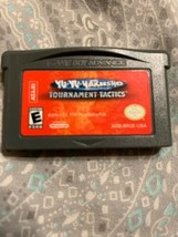 NINTENDO GBA GAME BOY ADVANCE YU-YU HAKUSHO TOURNAMENT TACTICS CARTIDGE ... - $20.56