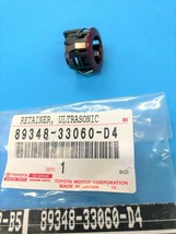 GENUINE LEXUS RX350,RX450hFRONT / REAR BUMPER SENSOR NO-1 BRACKET 89348-... - $10.58