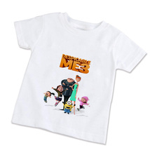 Despicable Me 3  Unisex Children T-Shirt (Available in XS/S/M/L)       - $14.99