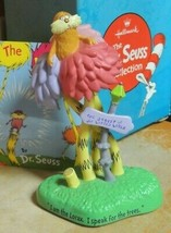 Hallmark Dr Seuss Collection The Lorax 1st Edition #2474 figurine collectible - $44.99
