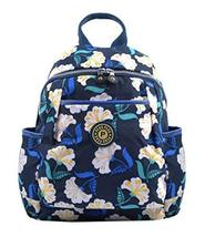 Gentle Meow Women Zipper Backpack Water Resistant Under 13-Inch Laptop, ... - $42.63
