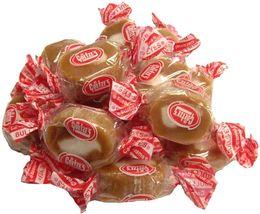 Goetze Caramel Creams Orignal bullseye caramels 5lbS - the orignal - $24.95