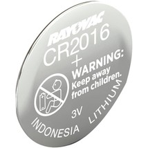 RAYOVAC KECR2016-1C 3-Volt Lithium 2016 Keyless Entry Battery - $18.02