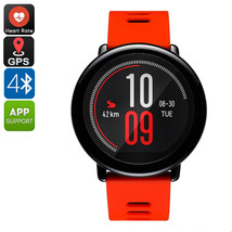 Xiaomi Amazfit Sports Smart Watch - Gps + Golnas, Ppg Heart Rate Sensor, IP67 - $190.99