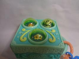 2006 Hasbro Littlest Pet Shop Teeniest Tiniest Kitty Cat Play-set 1 Figure - $9.28