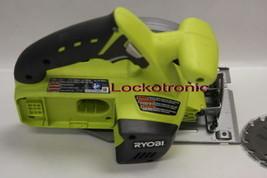 "RYOBI P504G 18V Cordless Circular Saw  One+ 18V 5 1/2"" - $64.46"