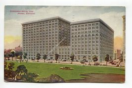 Congress Hotel and Annex Chicago Illinois - $2.39