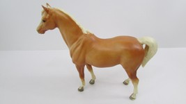 Vintage Breyer Standing Horse 9.25  inches tall  Marked Breyer. - $14.85