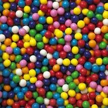 GumBalls Small Mini Assorted 2.5 Pounds 608 pieces - $15.80