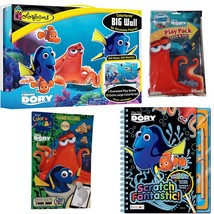Dory Fishy Fun Bundle, Convenient, Gift Pack, Unisex, Colorforms, Activi... - $34.97
